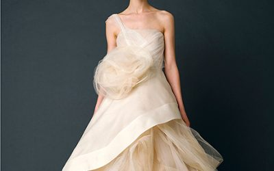wedding gown trends spring summer 2012