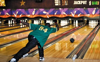 The Best Bowling Alley, in Boston