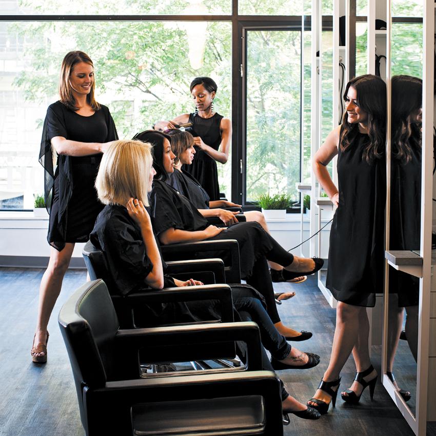 The Best Hair Salon In Boston