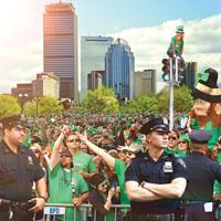 St. Patrick's Day Boston
