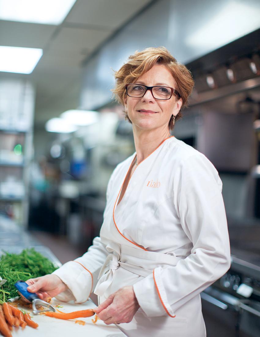 Chef Jody Adams