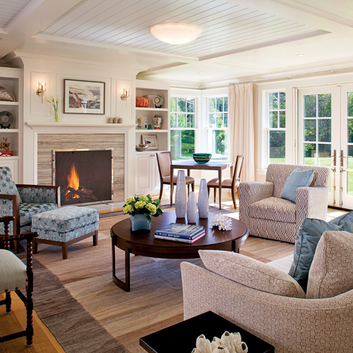 The Magic Touch: 19th-Century Cape Cod Farmhouse By Kyle