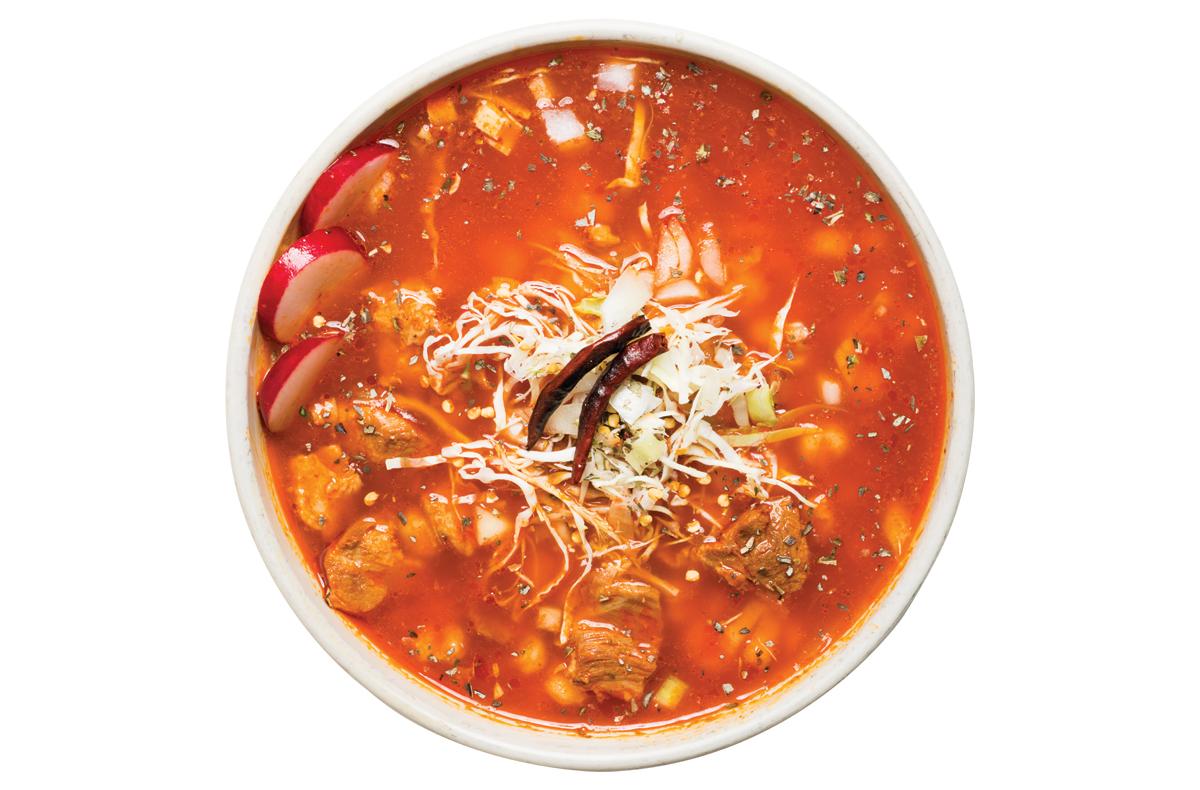 Soup Pozole