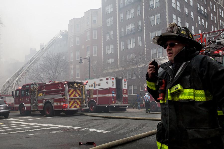 boston firefighter deaths
