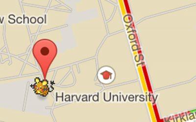 Pokemon in Harvard
