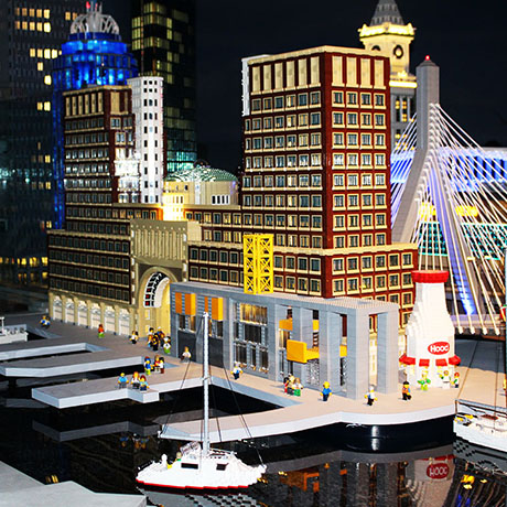 Sneak Peek: Photos of Legoland Discovery Center Boston – Boston Magazine