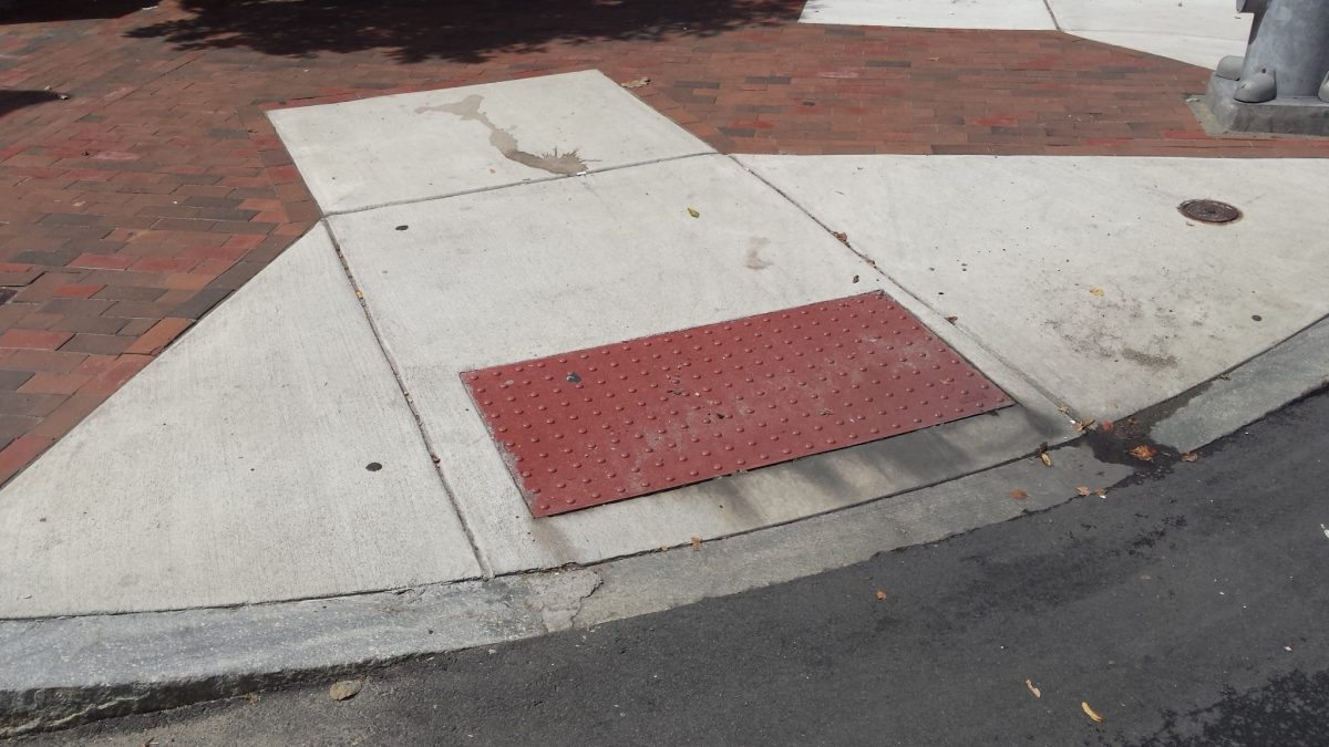 In Beacon Hill Sidewalk Talk Gets Heated