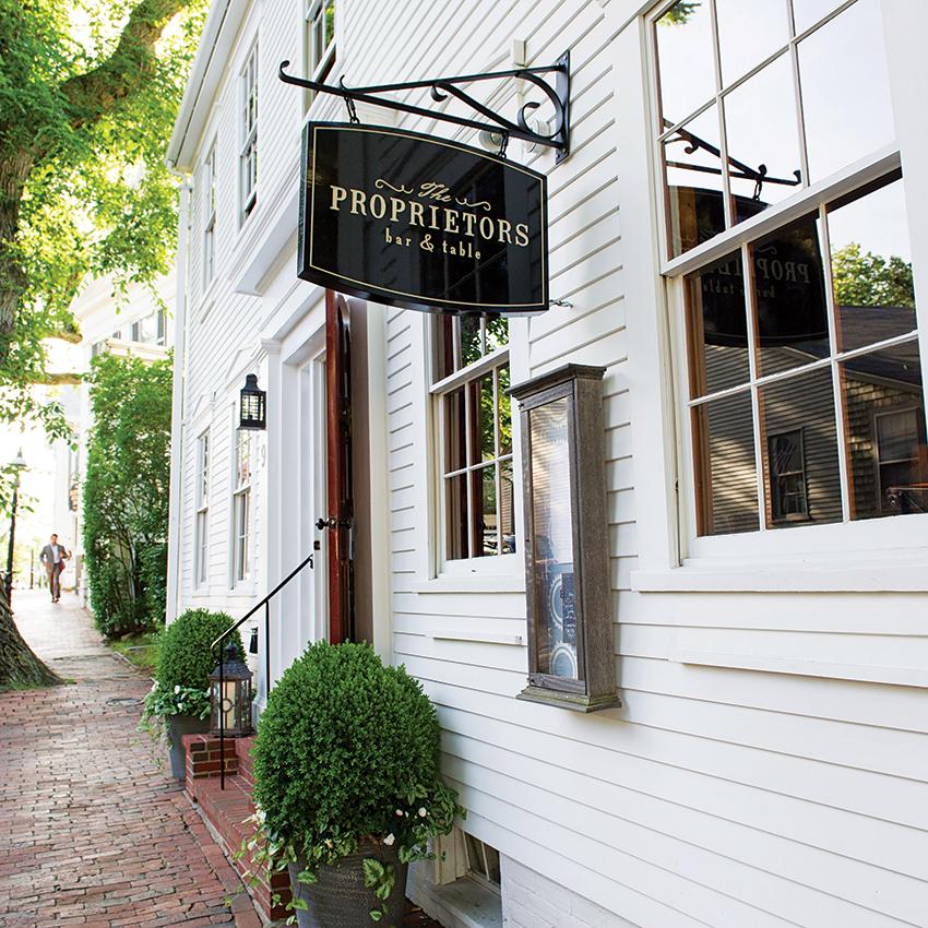 The Best New Restaurant Nantucket In Boston