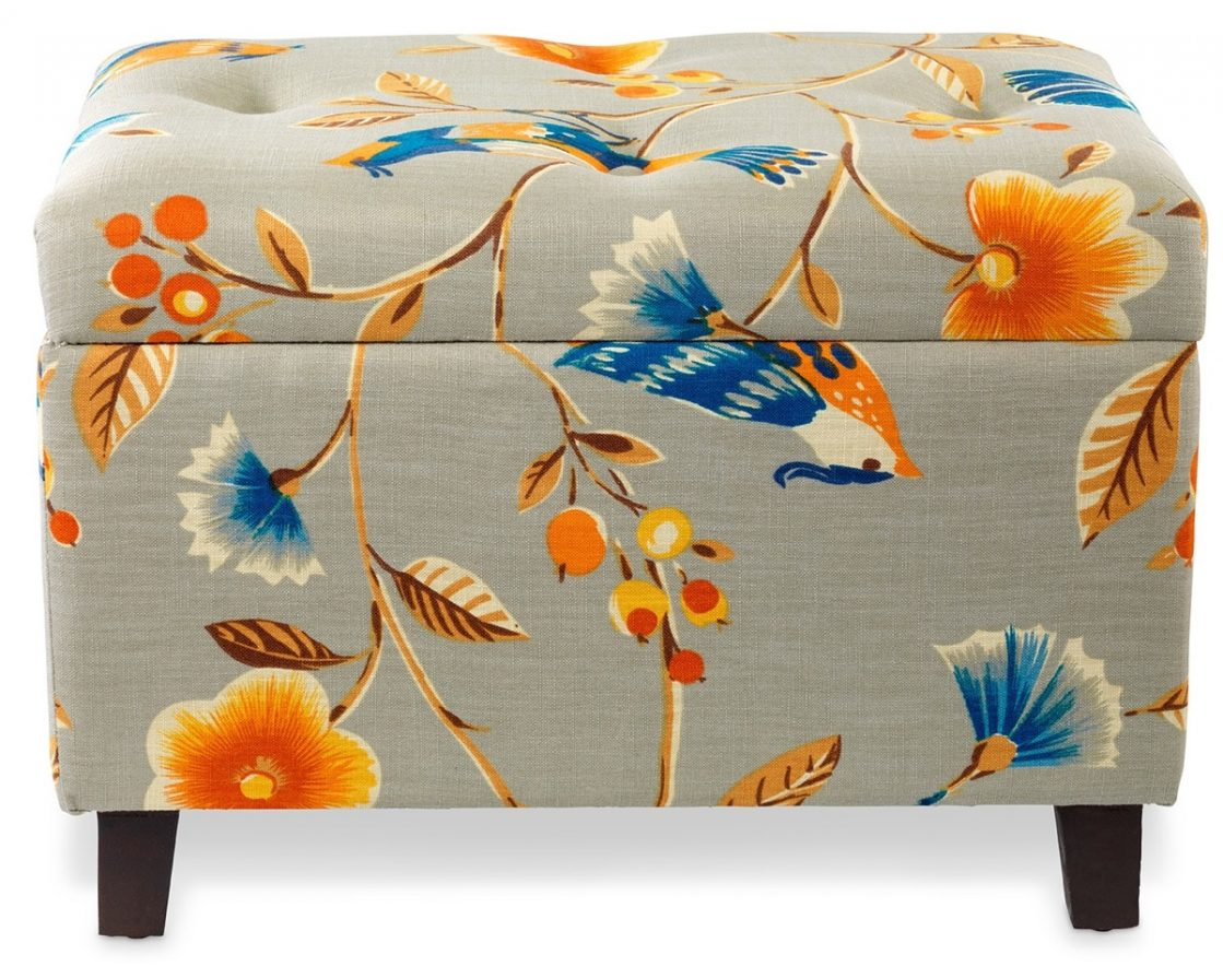 Pleasing 10 Stylish Storage Ottomans To Upgrade Your Space Gmtry Best Dining Table And Chair Ideas Images Gmtryco