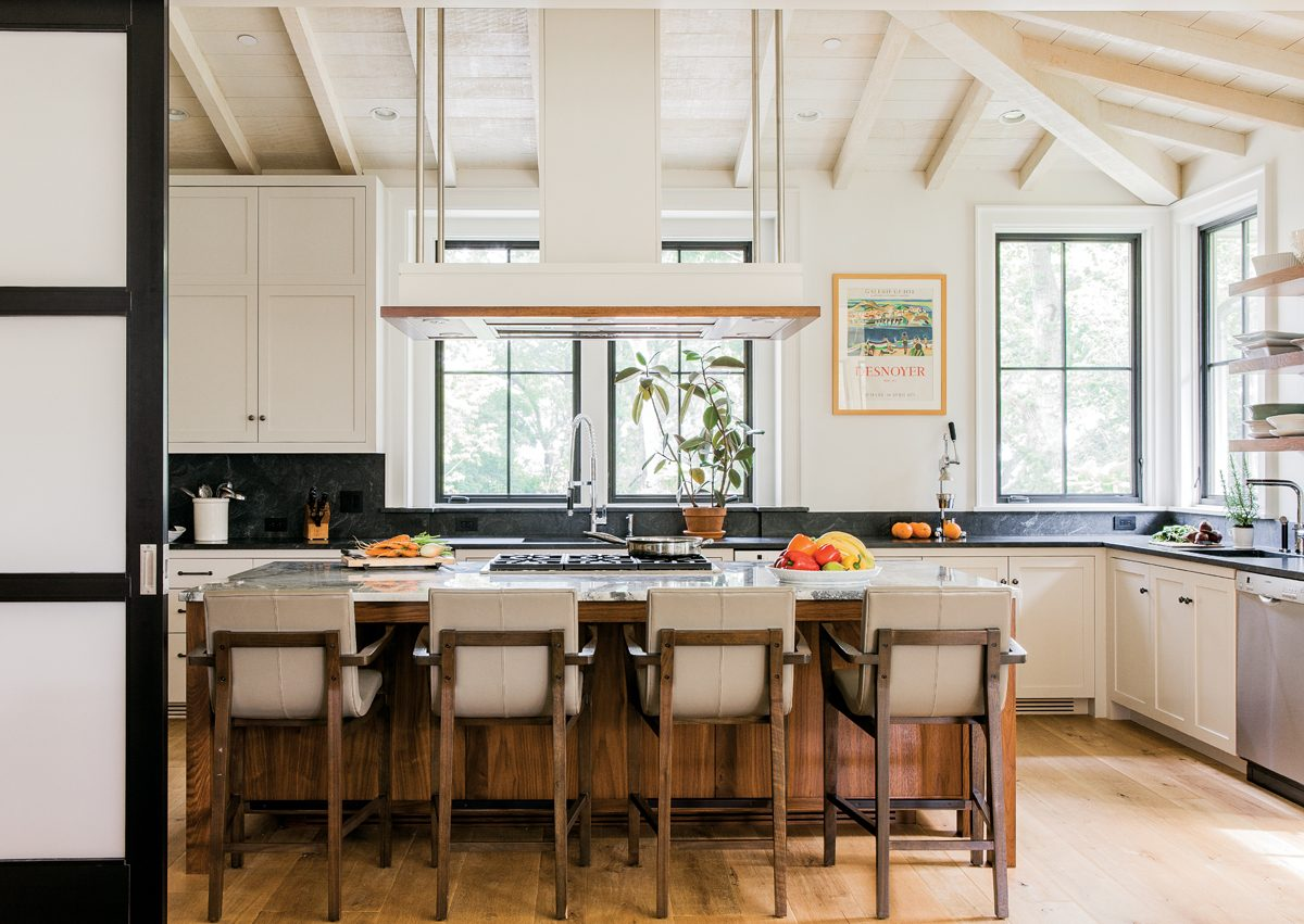 10 Beautiful Boston-Area Kitchens – Boston Magazine
