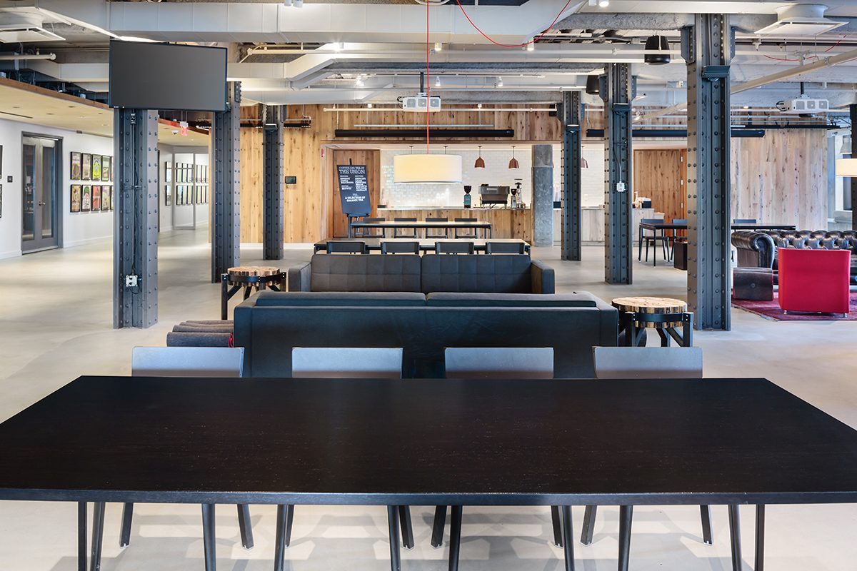 cd8e4710f631 Boston Gets Cooler as Converse Officially Opens Its World Headquarters