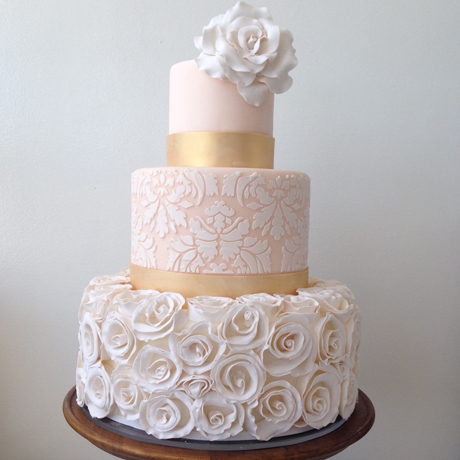 50 most beautiful wedding cakes review textured wedding cake ideas from boston 10434