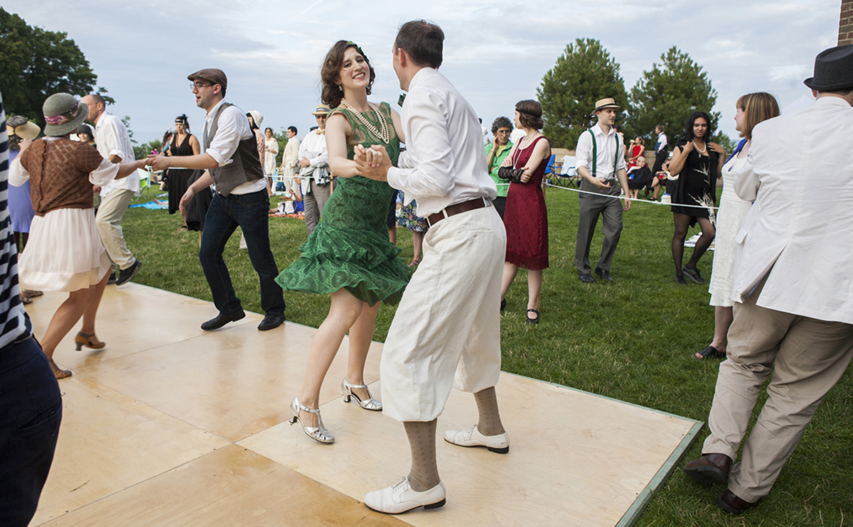 The Roaring Twenties Lawn Party Is Even Bigger This Year
