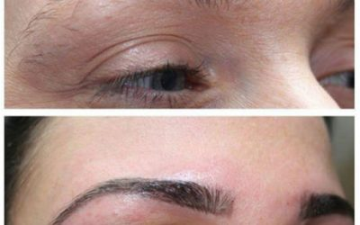 Lash L'Amour eyebrow extensions