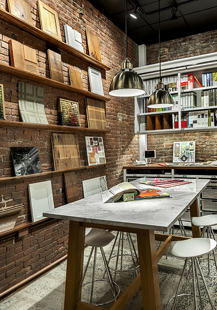 Marvelous The Design Studio Itself Is Quite Lovely. The Goal Of The Space Was To Get  Clients Excited About The Interior Design, But Also To Not Make Them Feel  ...