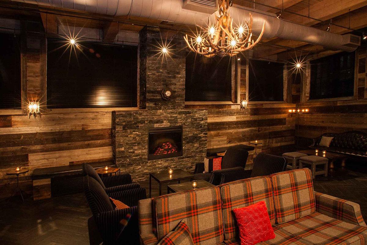Bastille Kitchen Fireplace