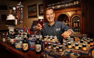 Sam Adams's Jim Koch