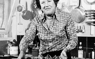 Julia Child French kitchen