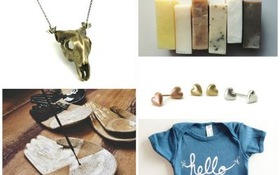 Gifts from Magpie, Magpie Kids, and E. Scott Originals Handmade Jewelry