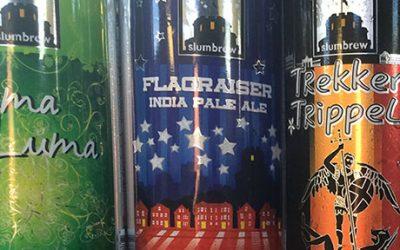 Slumbrew cans