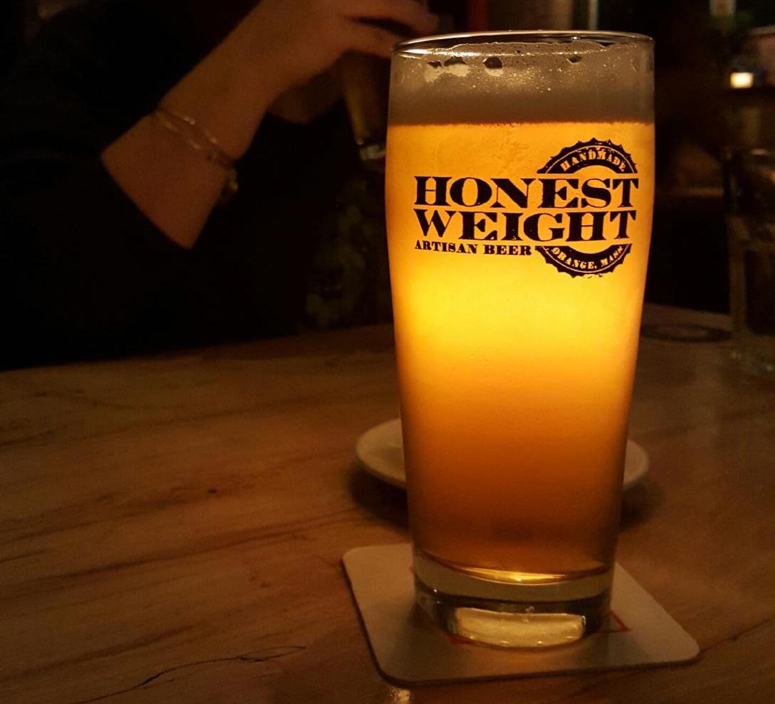 Honest Weight Artisan Beer