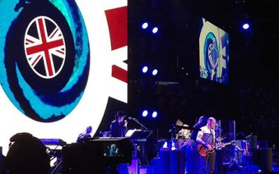 The Who at TD Garden