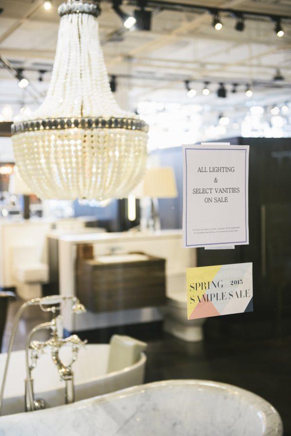Boston Design Center Sample Sale