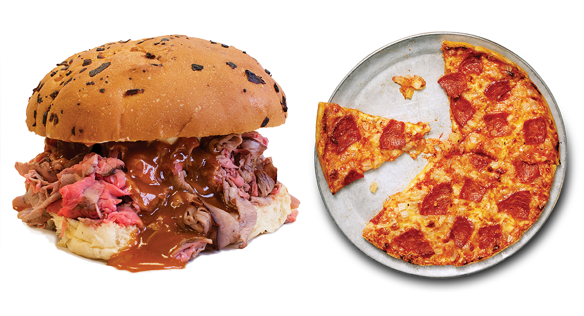Mike & Patty's will do a roast beef and bar pizza concept called North South at Bow Market