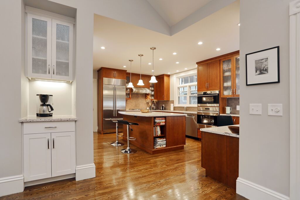 Before After 48 Boston Kitchen Remodels You Must See To Believe Best Kitchen Remodeling Boston Plans