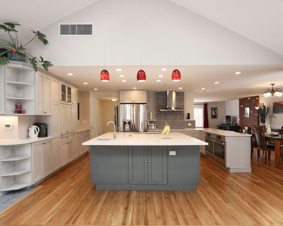 Before After 48 Boston Kitchen Remodels You Must See To Believe Inspiration Kitchen Remodeling Boston Ma Minimalist