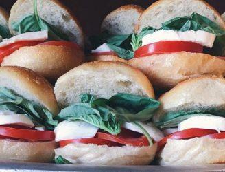 Formaggio Kitchen sandwiches