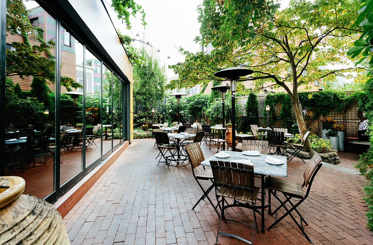 Spots For Outdoor Dining In Boston Bostonmagazine Com