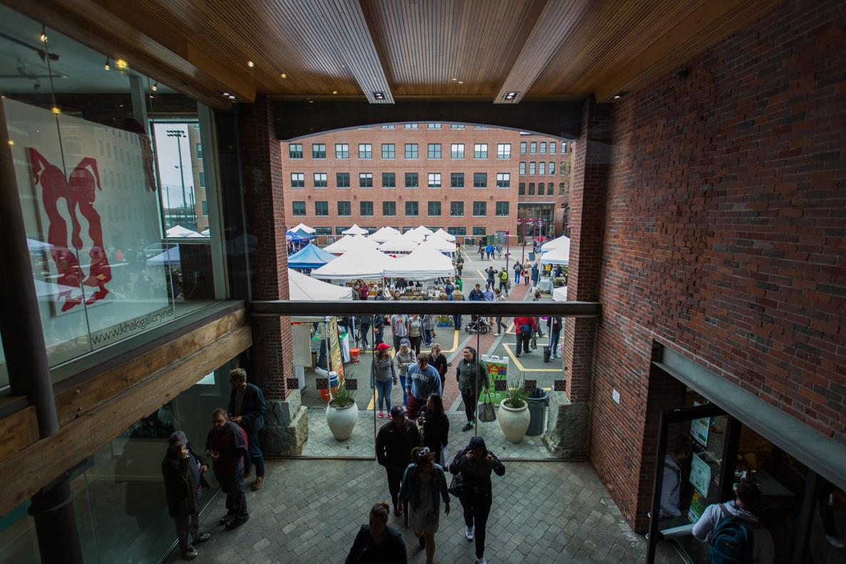 SoWa Open Market Opening Day 2016
