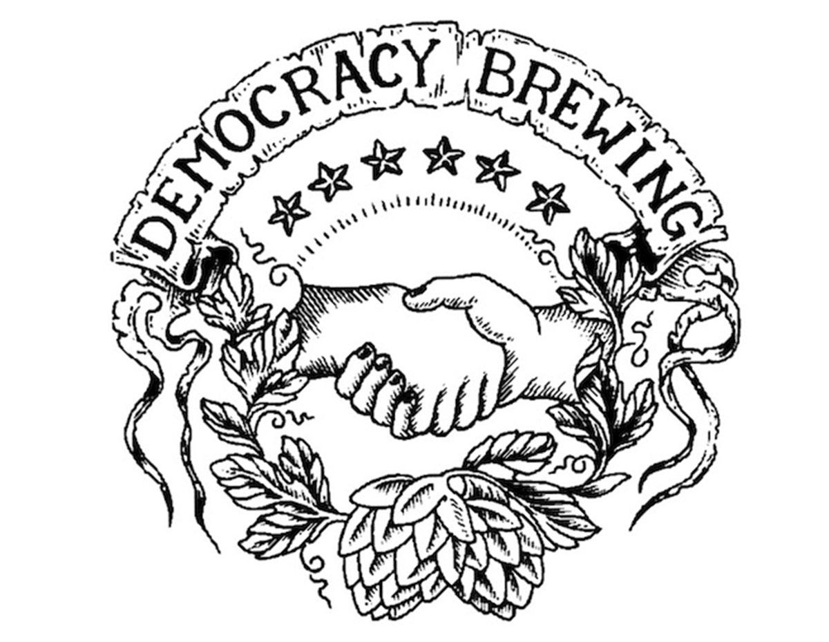 Democracy Brewing logo