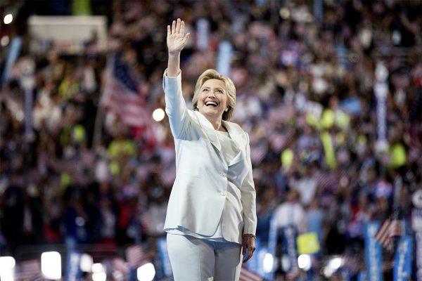 Hillary Clinton DNC