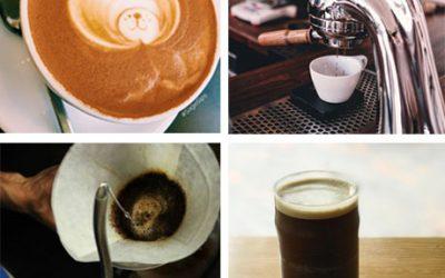 Boston coffee: Ogawa, Gracenote, Jaho, Barrington