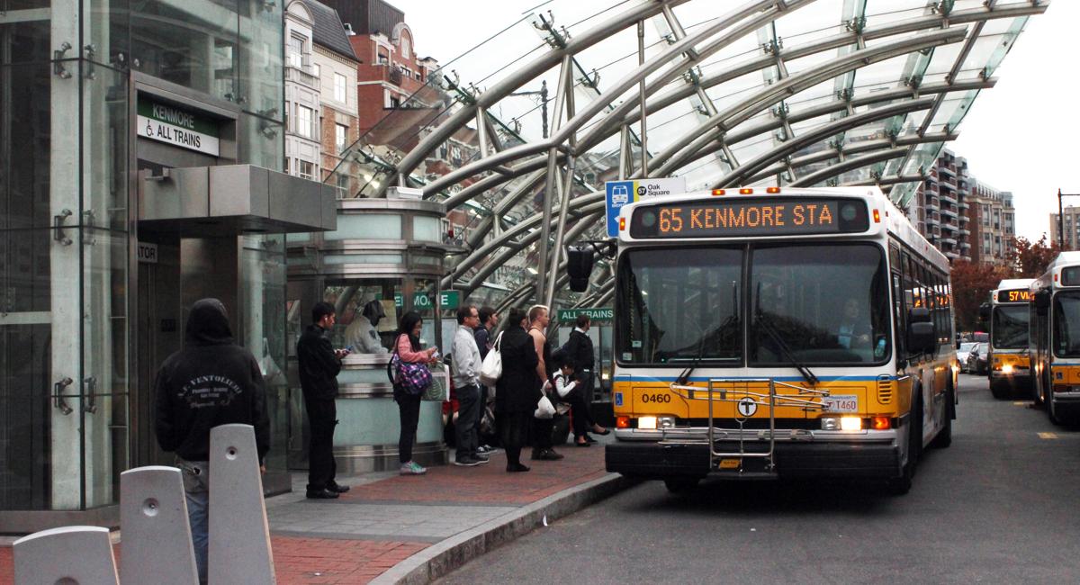 Mbta Bolsters Early Morning Bus Service On 10 Busy Routes