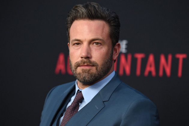 Ben Affleck's (Officially Real) Back Tattoo Is as Bad as Everyone Says