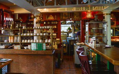 Cafe Algiers