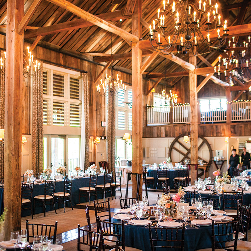 Barn Style Wedding In Ma: The Barn At Gibbet Hill, Best Wedding Venue, In Boston