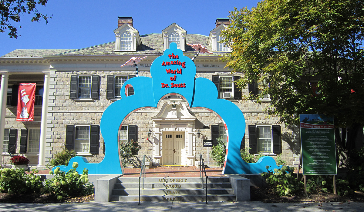 dr seuss museum springfield