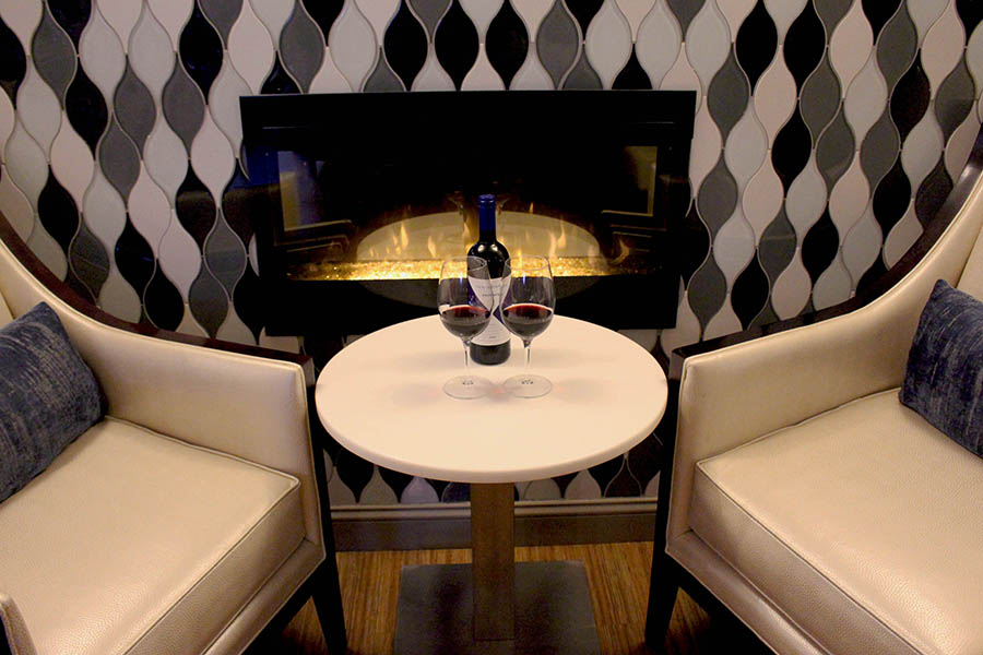 35 boston restaurants with cozy fireplaces boston magazine il molo fireplace dining boston teraionfo