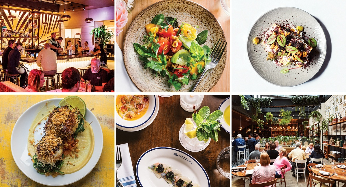 Best Restaurants In Boston 2018 Boston Magazine