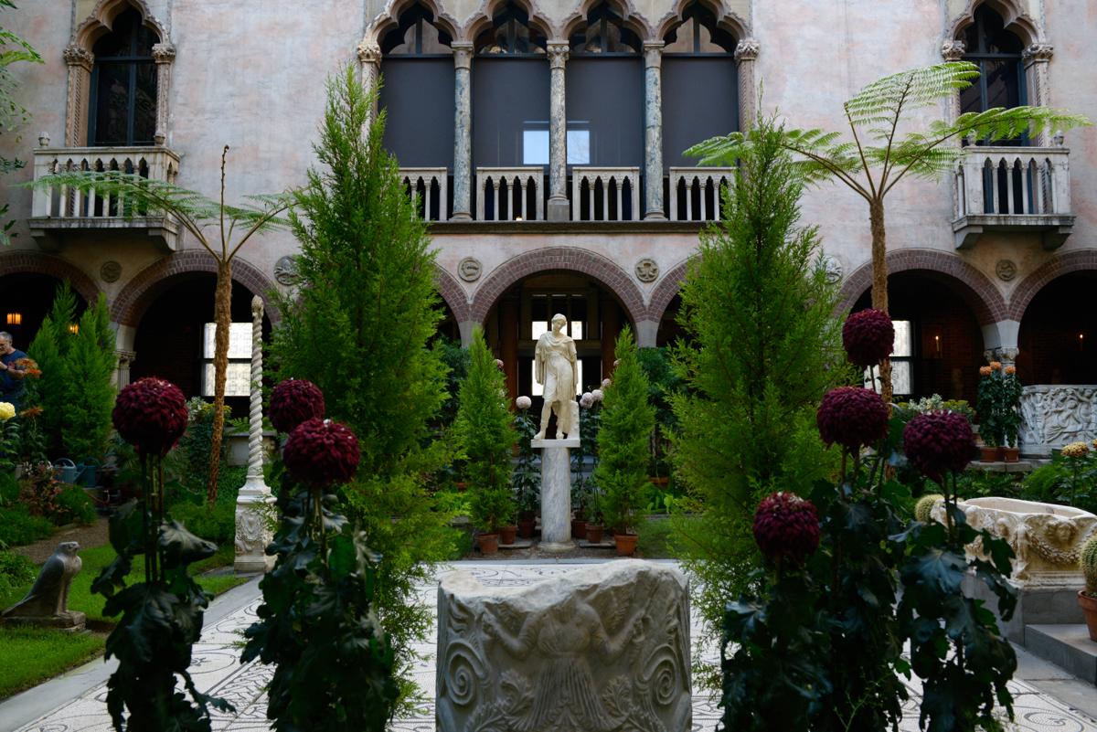 isabella stewart gardner museum horticulture 2 courtyard garden