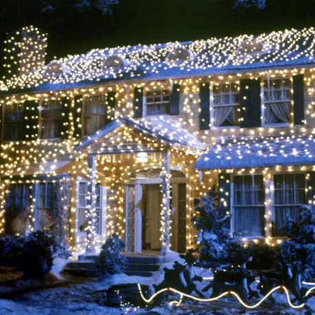 - Guess How Much You'd Pay For Clark Griswold's Light Display