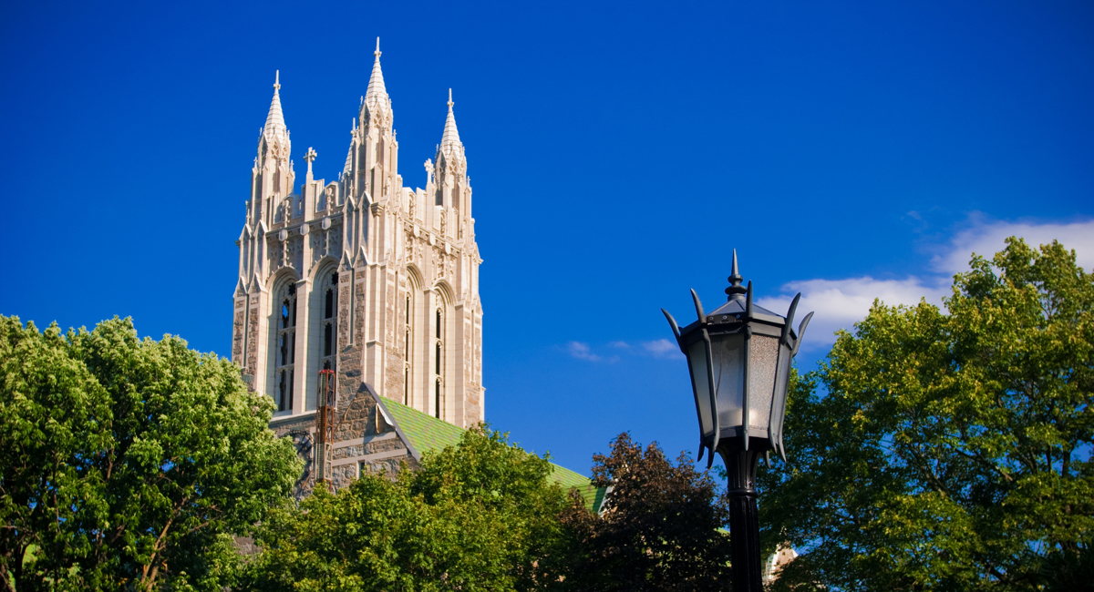 A Boston College Student Has Been Suspended for Racist Graffiti
