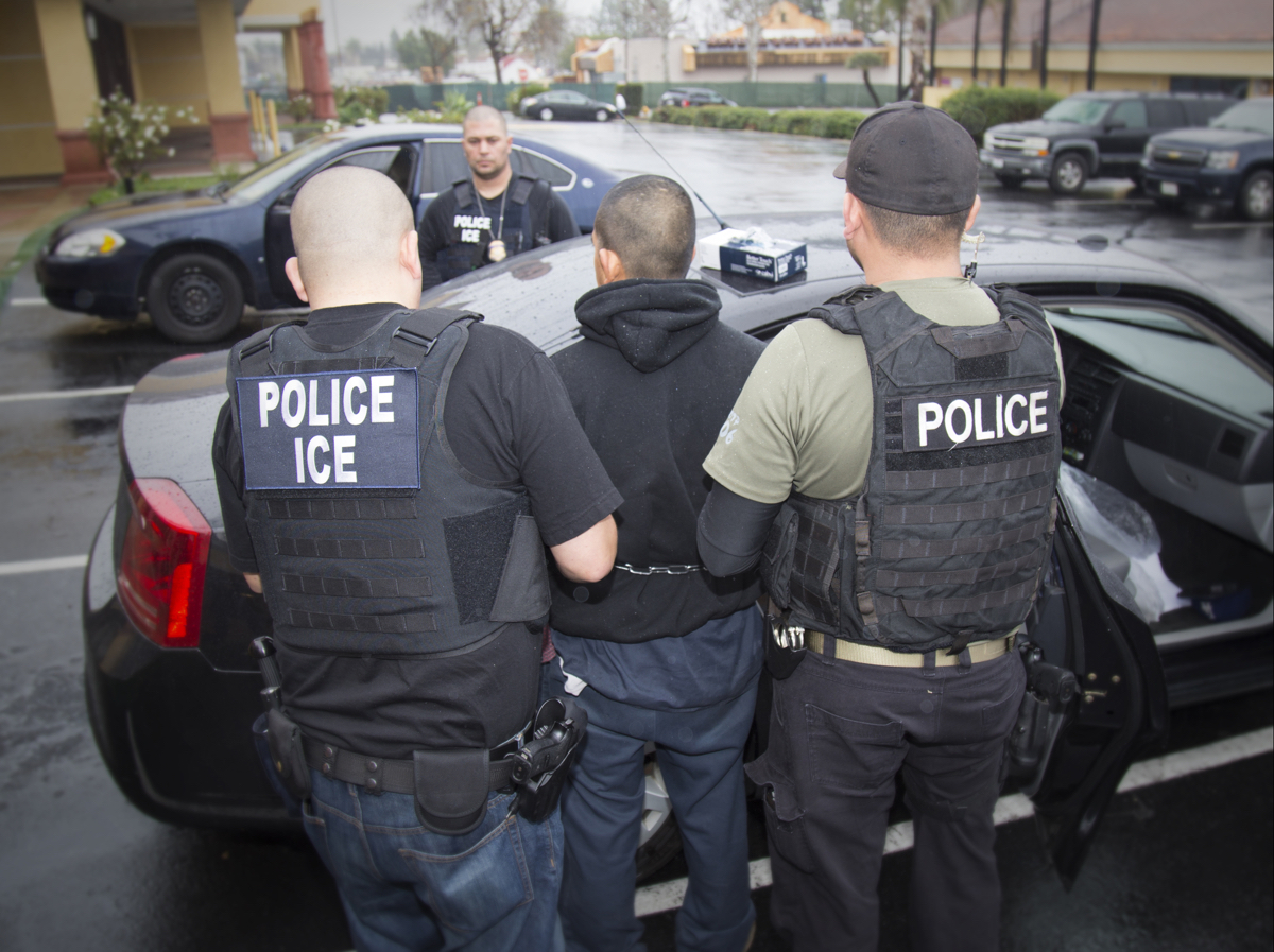 Photo by Charles Reed/U.S. Immigration and Customs Enforcement