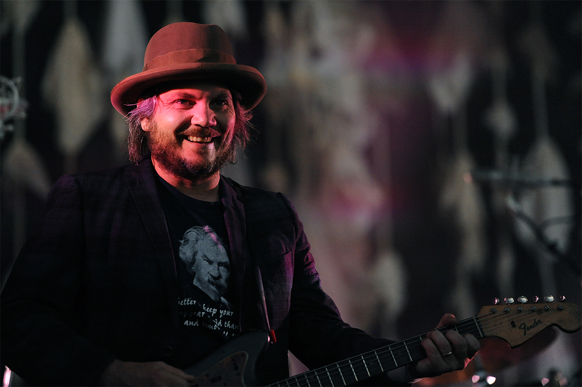 Jeff Tweedy photo by Paul Hayes on Flickr/Creative Commons