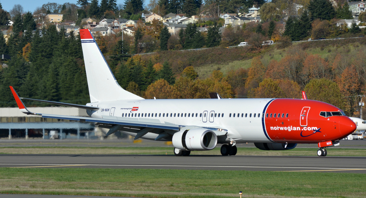 Norwegian Air Shuttle by Andrew W. Sieber on Flickr/Creative Commons