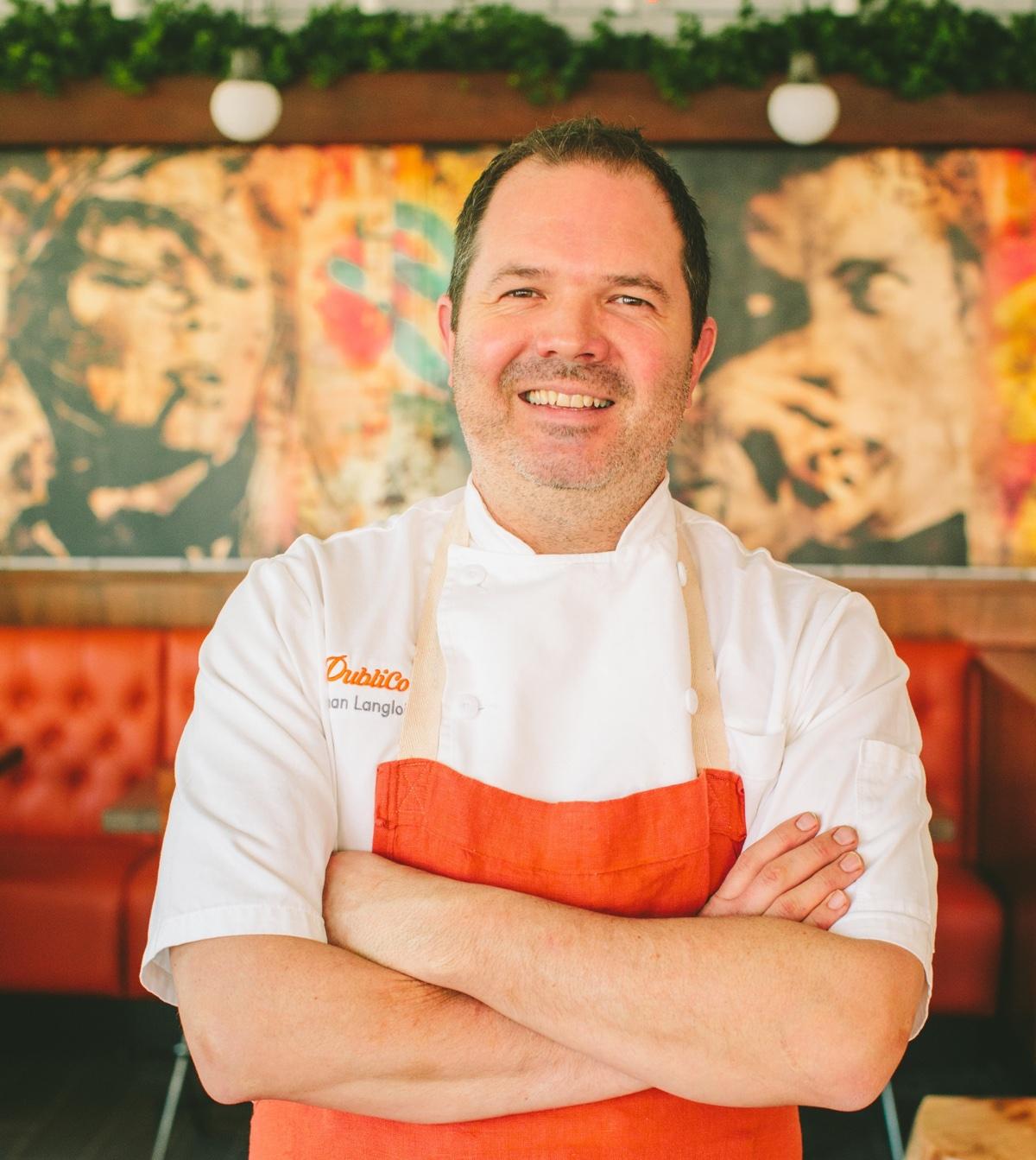 Publico Chef Keenan Langlois.